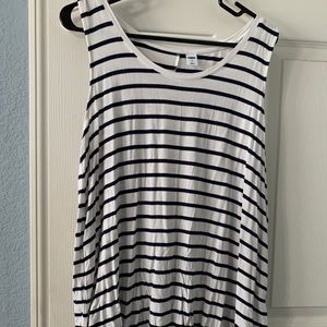 Old Navy long tank top